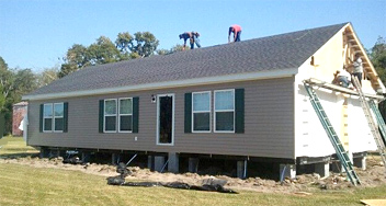 North carolina areas served by down east homes of for Home builders in eastern nc